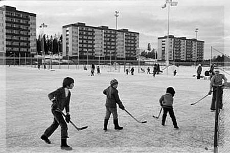 Ishockey en del av folkhemmet