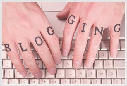 bloggandeing