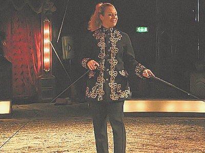 Jessica Bengtsson cirkus