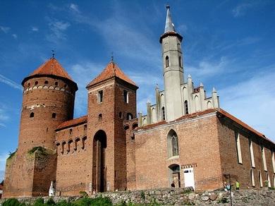 Reszel_Castle