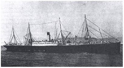 SS Naronic