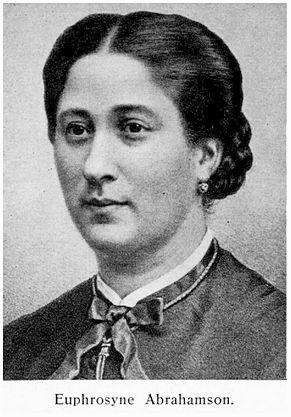 Eufrosyne Abrahamson
