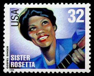 Sister Rosetta Tharpe23