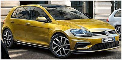 Volkswagen Golfmestsålda