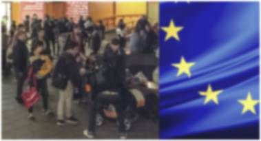 EU-flyktingar