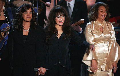 Estelle Bennett, Ronnie Spector Nedra Talley 2007