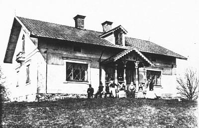 Ålderdomshemmet) Backalund, 1892-1928