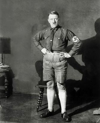 Adolf Hitlerrare