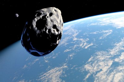 Asteroid comes closer to the Earth