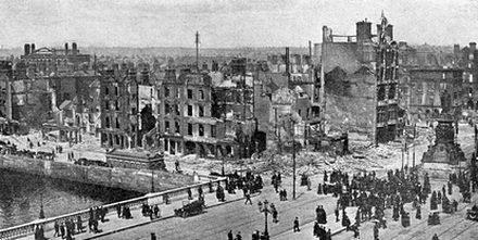 Dublin Ireland Easter Uprising 1916