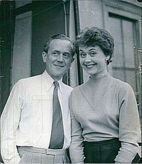 Åke_och_Lena_Söderblom_1955