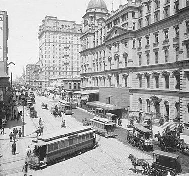 New York (1900-1906)