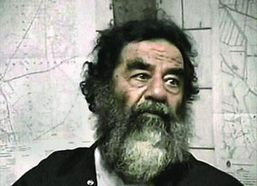 Saddam Hussein 1