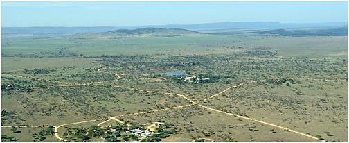 Seronera, Serengetis hjärta