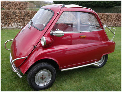 BMW Isetta 'Bubblecar'