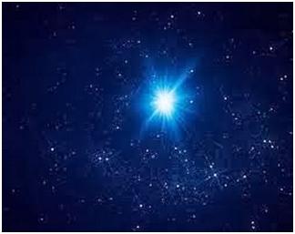 en stjärna