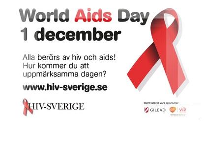 hur många har hiv i sverige