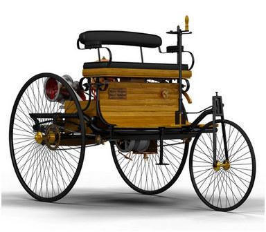 Benz Patent-Motorwagen1