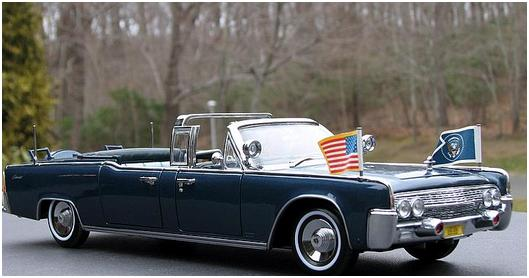 Lincoln 74A Convertible 1961