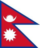 nepals-flagga