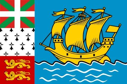 saint-pierre-och-miquelons-flagga
