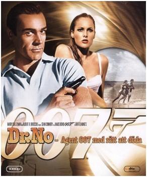 Agent 007 med rätt att döda