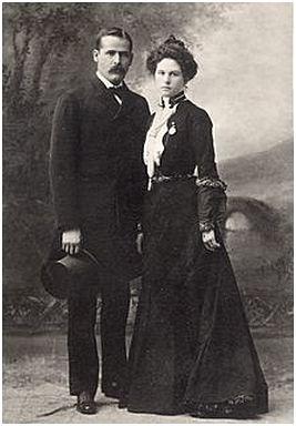 Sundance_Kid_and_wife