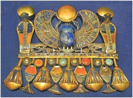 tutankhamunskatt