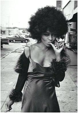 diana ross young