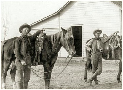 ettthe faces of the wild west