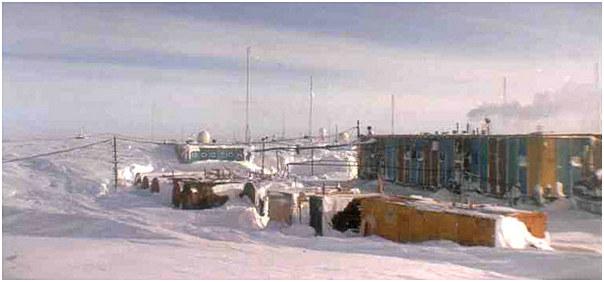 vaaVostok (Antarktis)