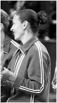 Чемпионки Олимпиады-80 - женская сборная СССР по гандболу