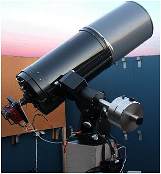 uppteleskopet