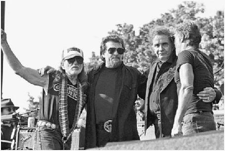 The Highwaymen At Central Park SummerStage