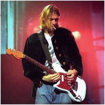 Kurt Cobain's Fender Jag-Stang