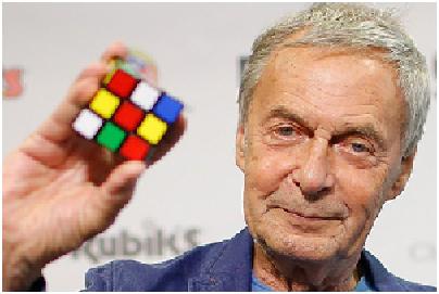 rubErnő Rubik