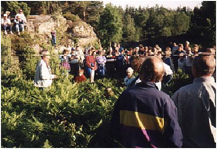 Hälsö-Johannes+avrättningsplats